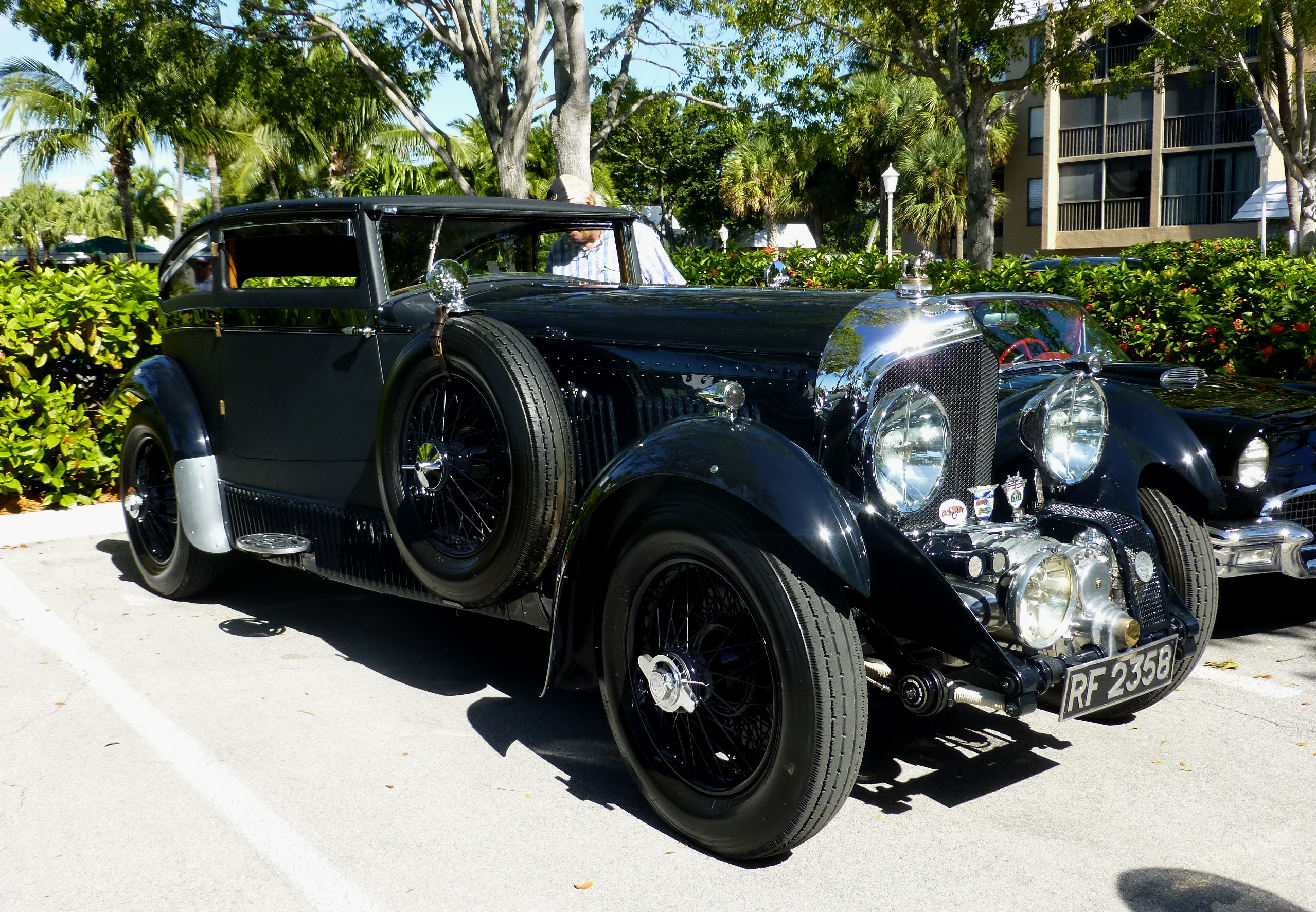in pre old sale bentley cloud silver full driver owned miami rolls young restored cars james iii for classic baby side phantom royce inventory res