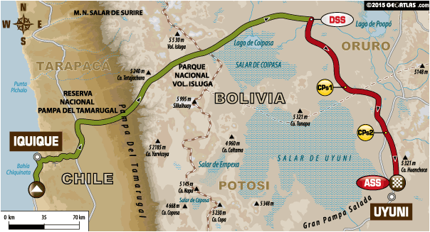 Stage 7 Route