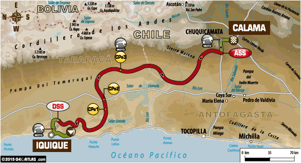 Stage 9 Route