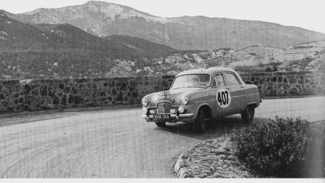 Ford Zephyr 1