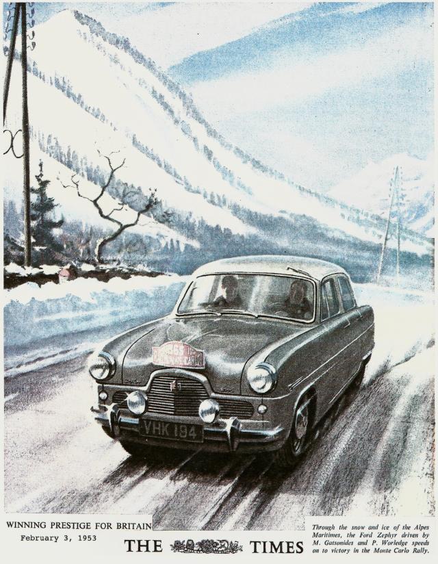 Ford Zephyr 3