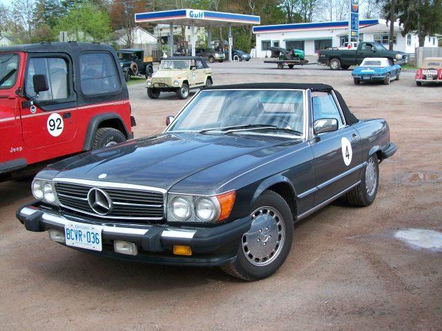 Mercedes-Benz 560SL 1988 (2)