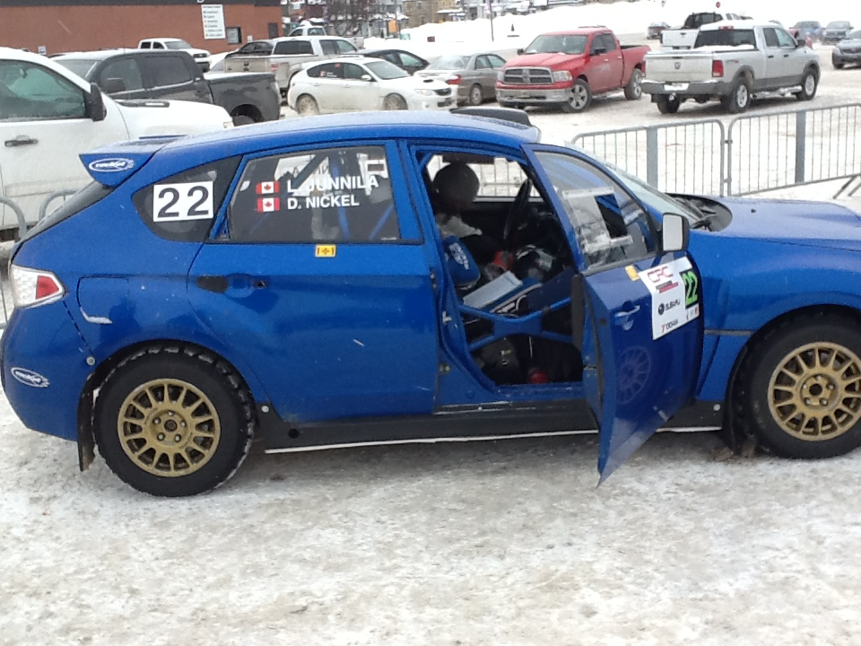 Photos From The 2015 Perce Neige Rally