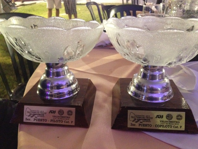 Ceretta Trophies 2015