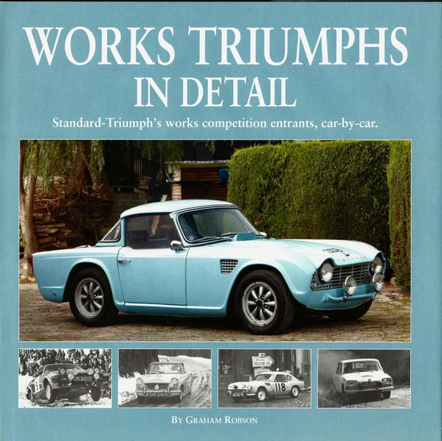 Triumph Book Cover