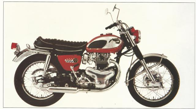 Kawasaki W2SS