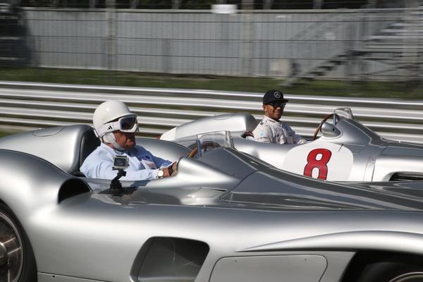 Mercedes-Benz Racers (1)