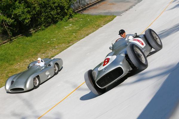 Mercedes-Benz racers (5)