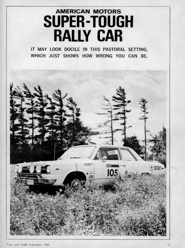Rally Rambler Page 1