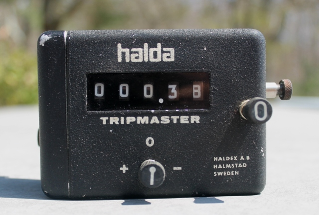Halda Tripmaster (3)