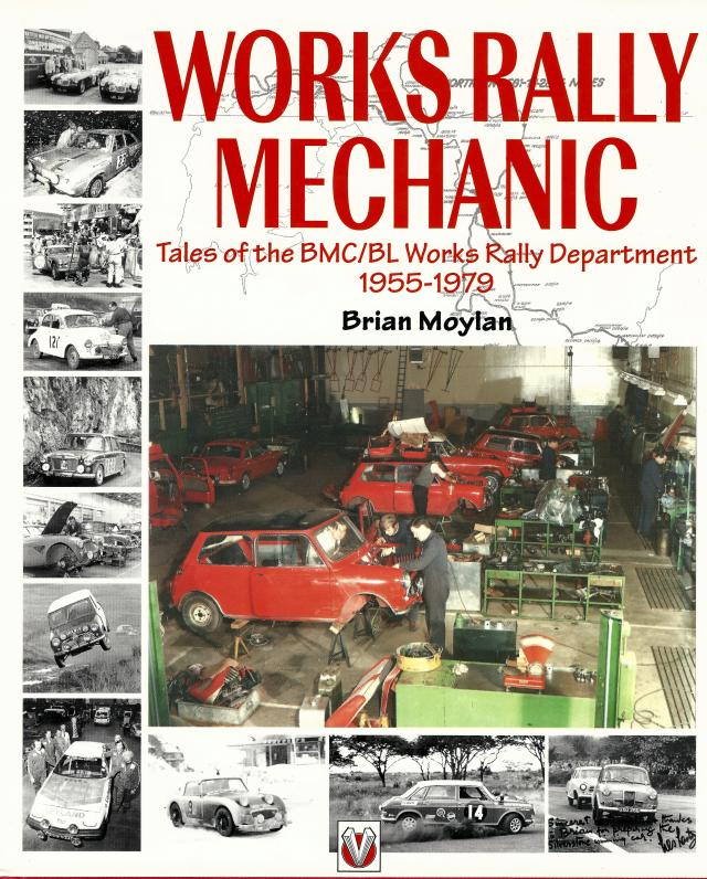 Works Mechanic Book Cover