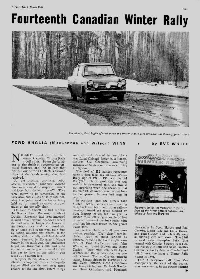 1966 Canadian Winter Rally (4)