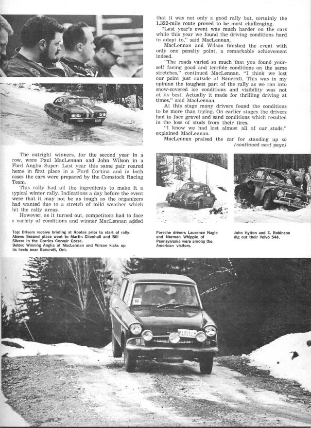 Canadian Winter Rally 1966 (2)