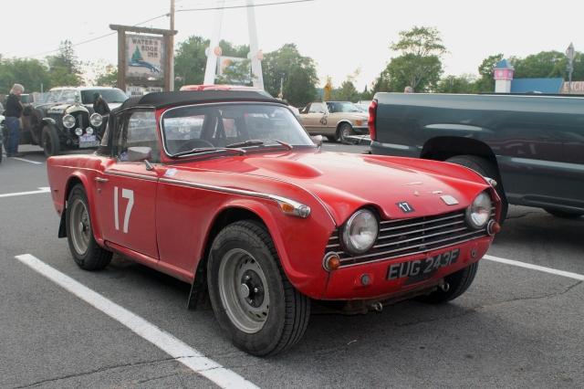 Car 17 Triumph TR250 1968 (5)