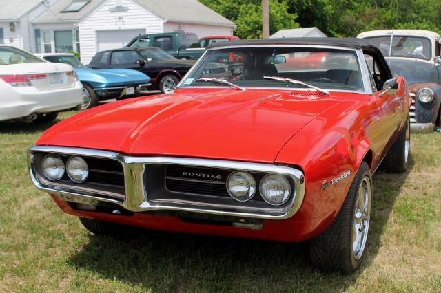 Pontiac Firebird Sprint Convertible 1967 (2)