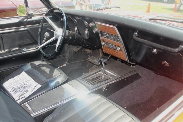 Pontiac Firebird Sprint Convertible 1967 (5)