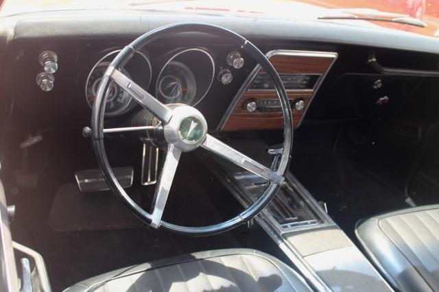 Pontiac Firebird Sprint Convertible 1967 (7)