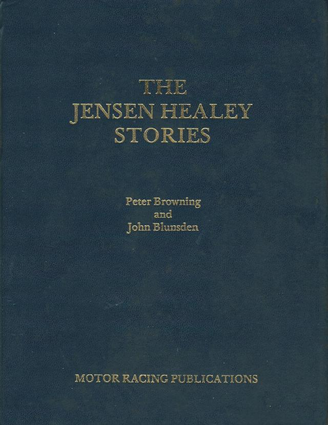 Jensen Stories Book Cover
