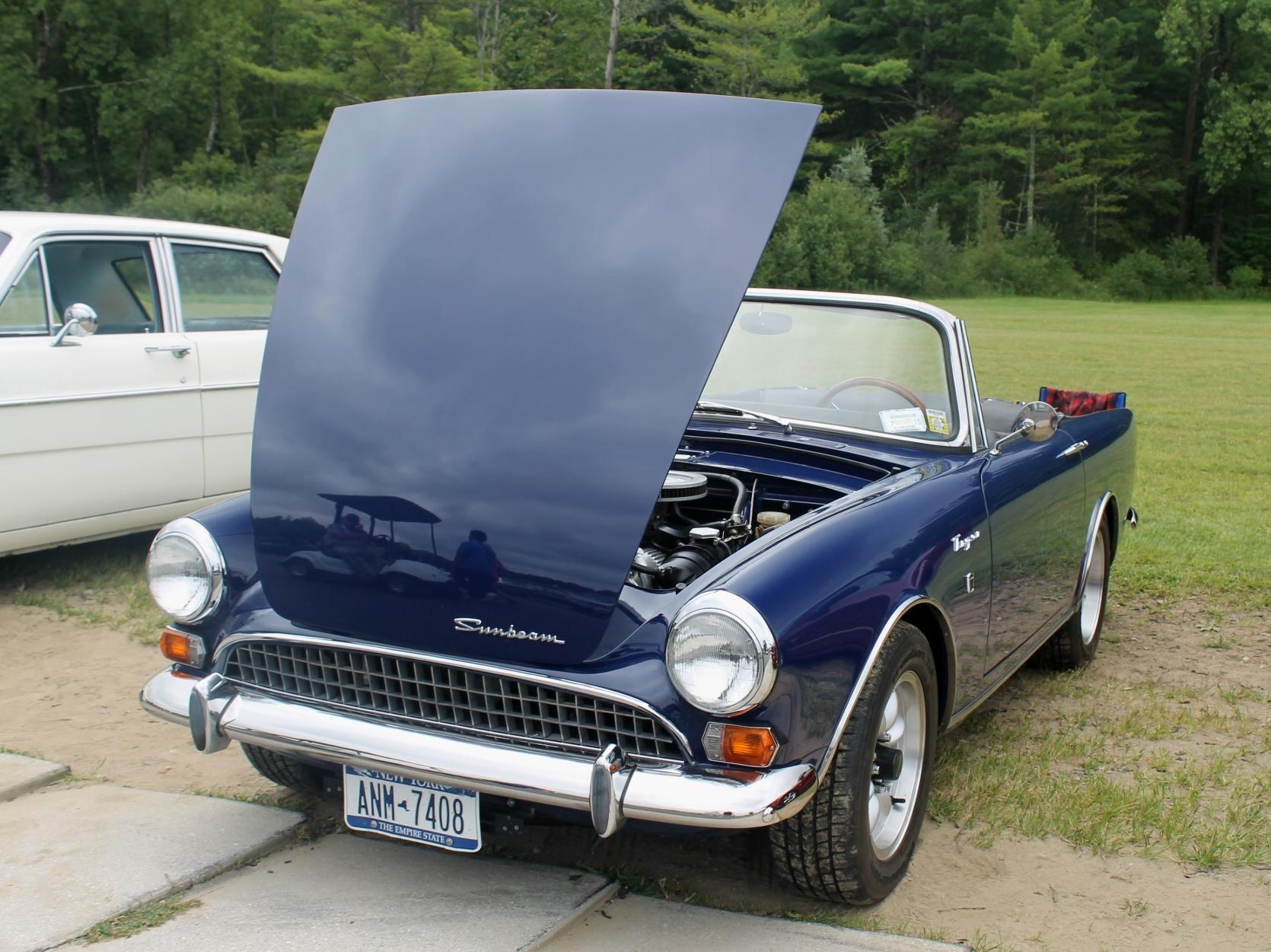 SOLD: 1966 Sunbeam Tiger MK1A Real 289 HIPO Motor ...