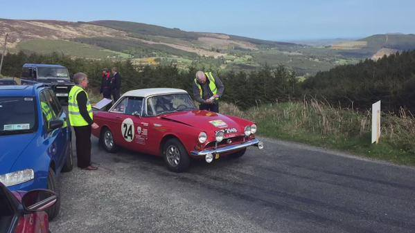 Sunbeam Tiger Rally (2)