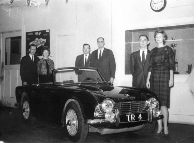 1964TeamTR at Best Motors