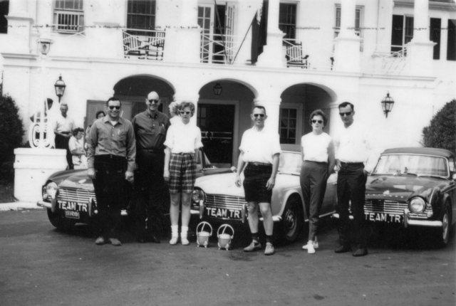 1964TeamTR at Virginia Reel
