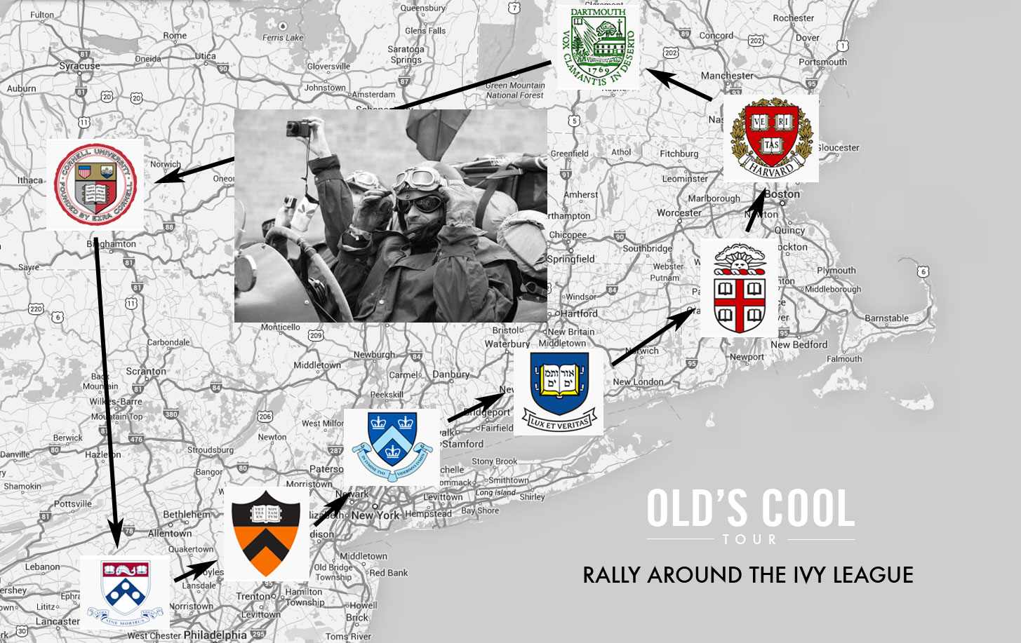 The Old\'s Cool Tour Is Planned For This September |