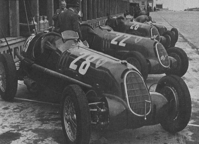 1935 Alfa Romeo 8C