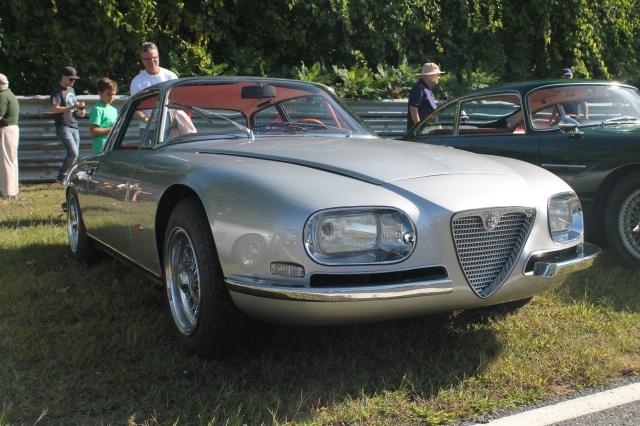 Alfa Romeo 2600 SZ (1)