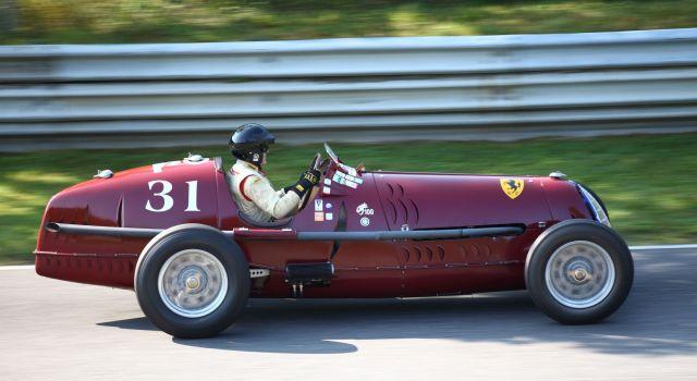 Alfa Romeo Tipo C 8C 1935