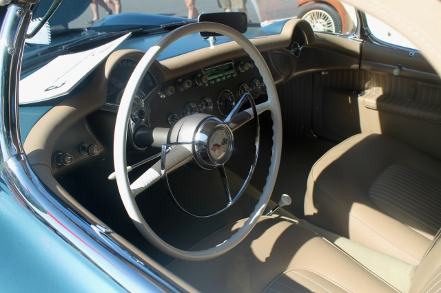 Chevrolet Corvette 1954 (2)