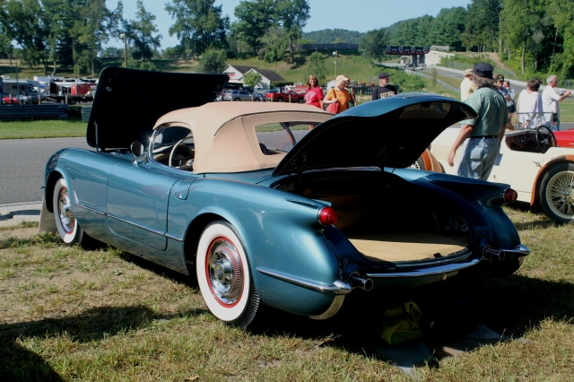 Chevrolet Corvette 1954 (8)