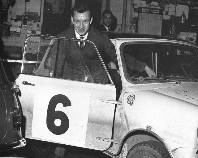 Rauno Aaltonen 1965
