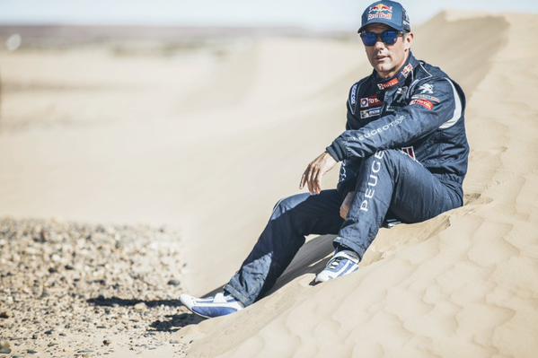 Seb Loeb In Dakar