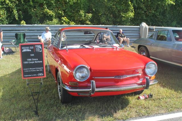 Simca 1000 Bertone Coupe 1966 (1)