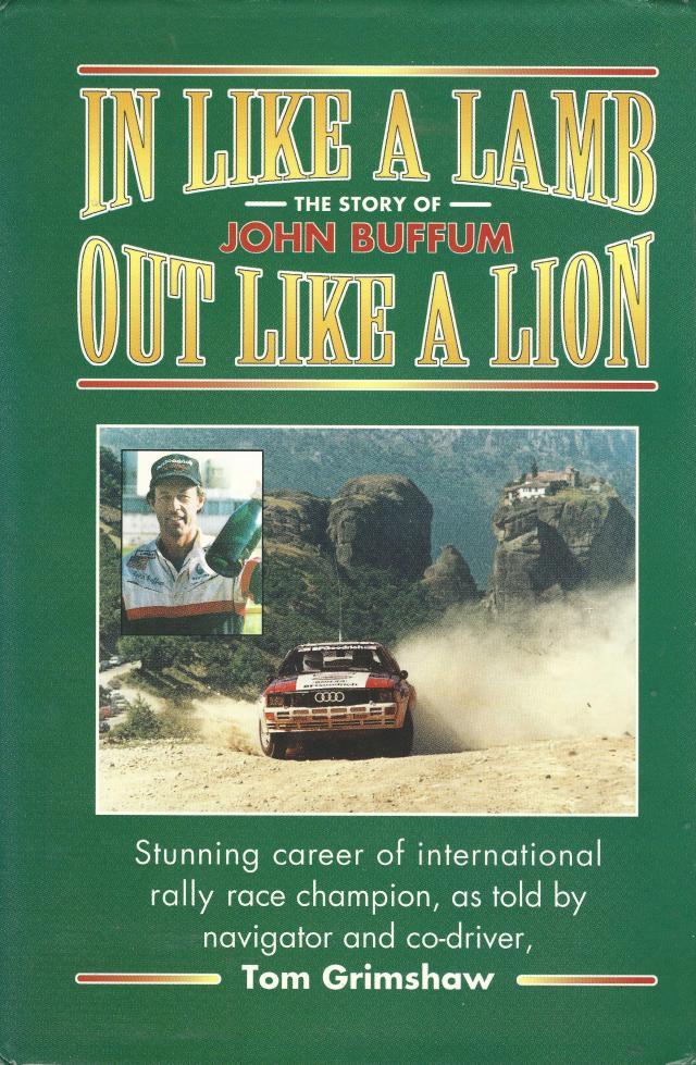 Buffum Book Cover