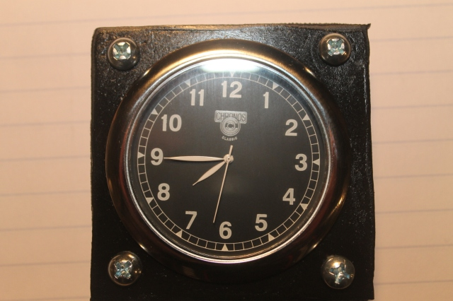 Chronos Clock In Mount