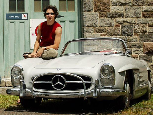 Canada elects a car guy as prime minister for Prime motor cars mercedes benz