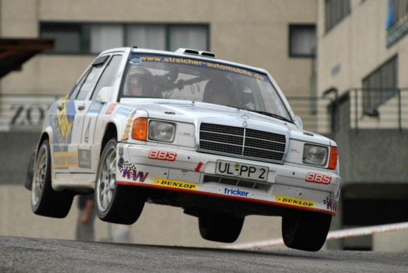 MERCEDES 190 Rally