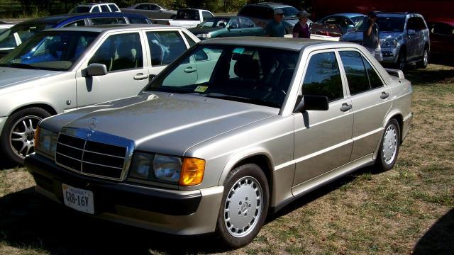 Mercedes-Benz 190 2.3 16 Valve