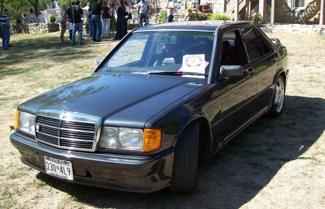 Mercedes-Benz 190 2.3 16V (2)