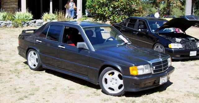Mercedes-Benz 190 2.3 16V