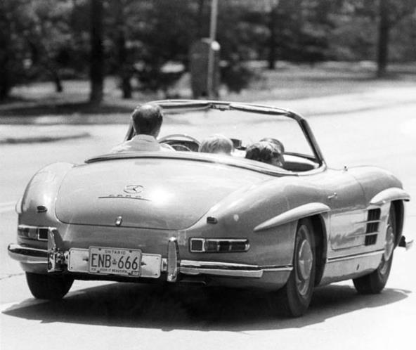 Pierre Trudeau Mercedes-Benz Kids