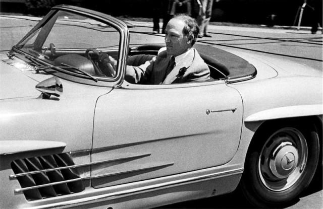 Pierre Trudeau Mercedes-Benz