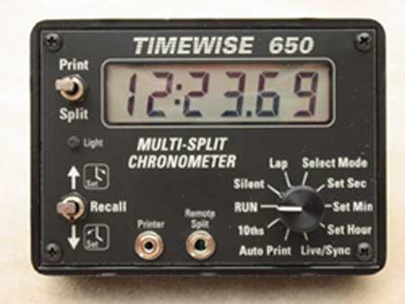 Timewise 650 Clock