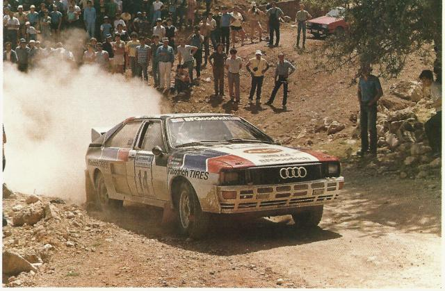 Buffum Acropolis Rally 1984