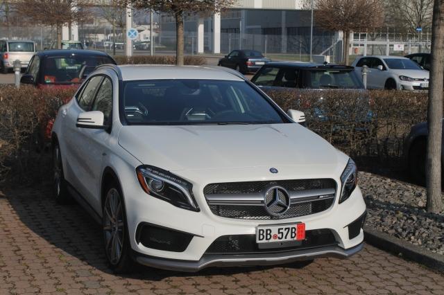Haralds New GLA AMG (1)