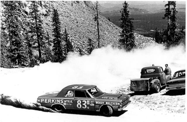 Hemi on Pikes Peak