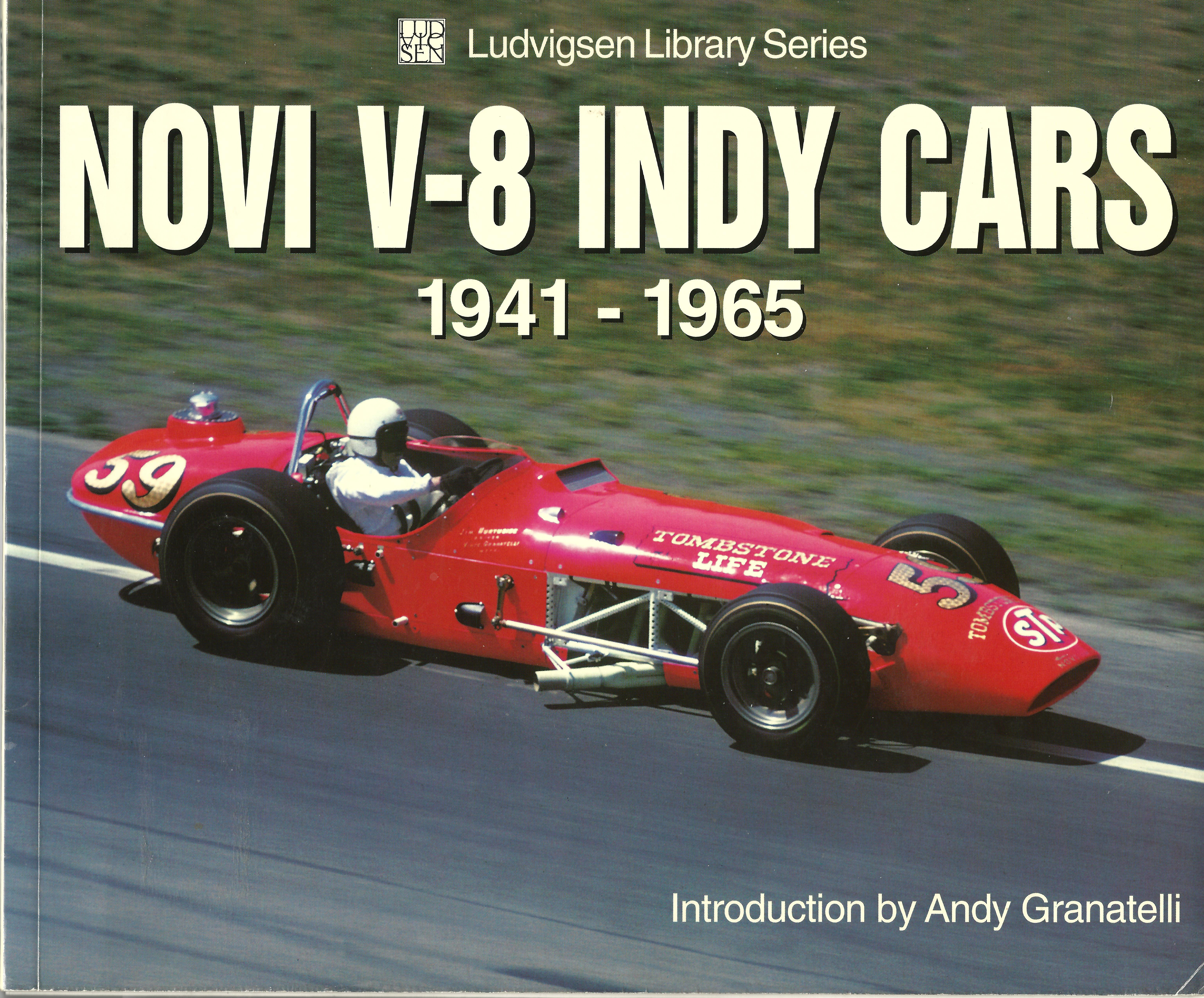karl ludvigsens book about the novi cars