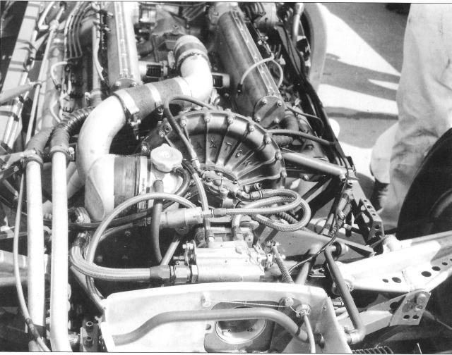 Novi Engine 1964